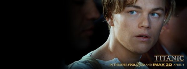♣ Le film que j'ai envie de voir: Titanic en 3D ♣