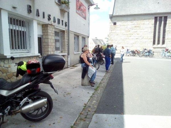 Une cinquantaine de mob à Baudre