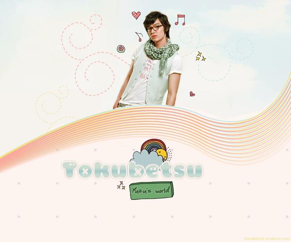 Tokubetsu ▬ Enjoy ! ♥