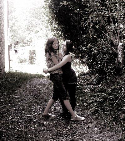 Ma loute & moii une amitié hors du commun ♥.