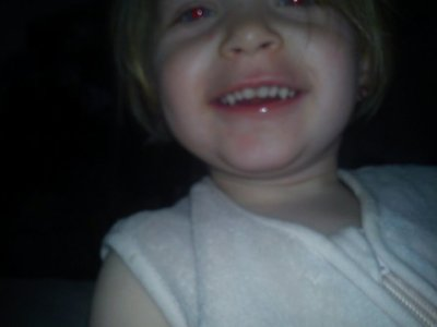 Mon bébé vampire