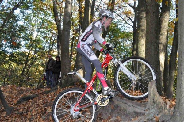 Entrainement VTT à Chaumont-Gistoux 26.10.2011