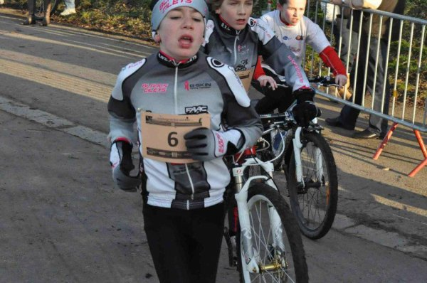 Run Bike Grez Doiceau 10.12.2011