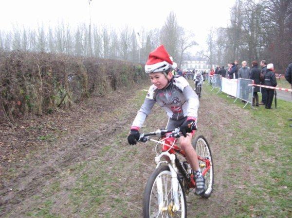 Cylo-cross  Waremme 25.12.2011