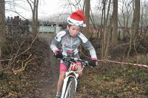 Cylo-cross  Waremme 25.12.2011
