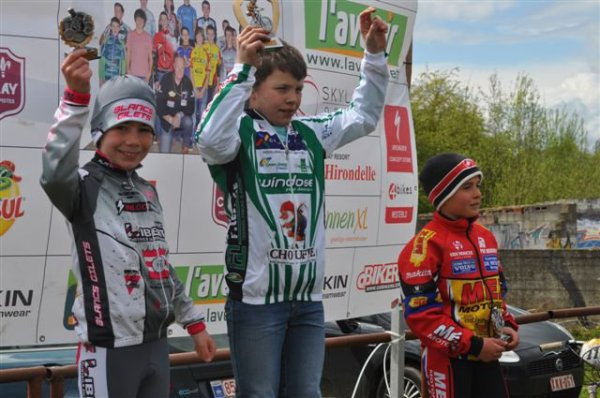 Kid's Trophy Cuesmes 21.04.2012