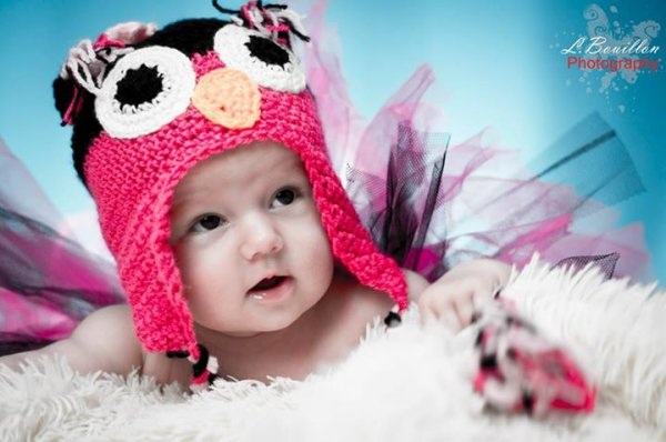 modèle portrait bébé/enfant