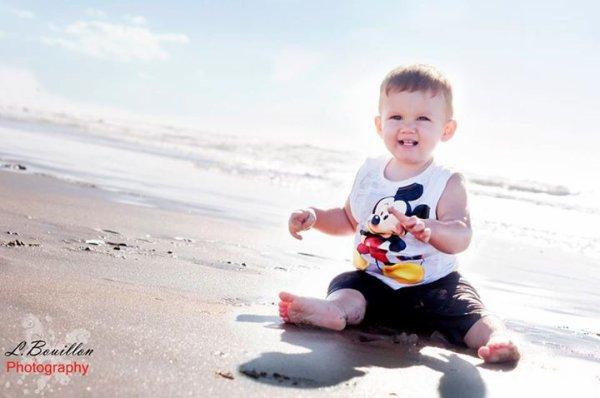 modèle portrait bébé/enfant (nous en vacances ^^)