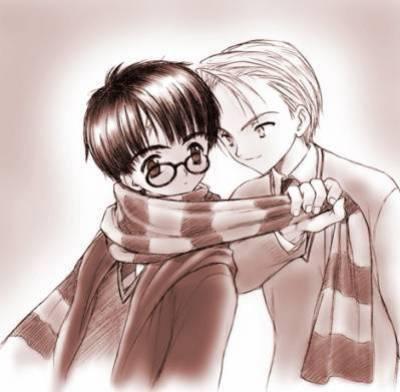Le garçon de Draco