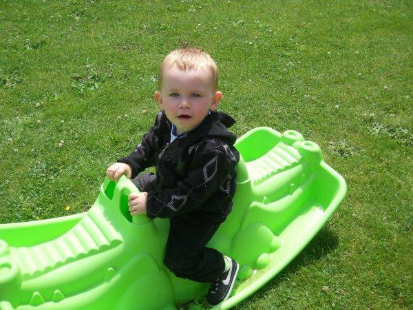 ryan mon petit fils 2 ans