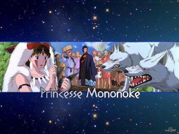 le princesse mononoke