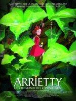 Arrietty, le petit monde des chapardeurs / Les fleurs du jardin (2010)