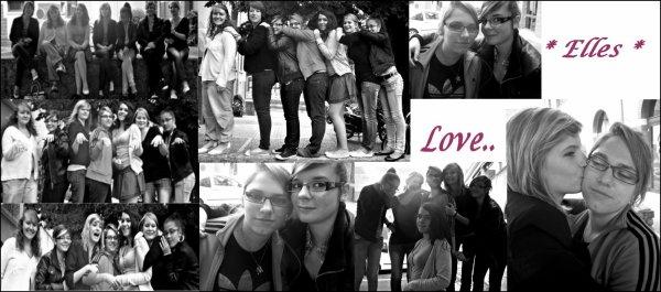 Même si j'ai peur de l'amour, ta vie donne un sens à mes jours. (2011)