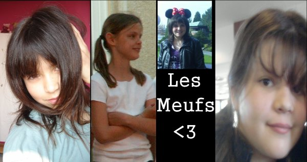 Bestouch', Soeur de Coeur, Mooàtier et Confidente, Les MEUFS, Les Meilleures ♥