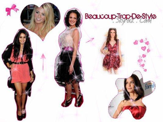 © La Mode , Le Style & Les Star Poeple S'iinviite Dans Mon Blog On Sky !  ★ → Beaucoup Trop De Style En Ligne !   ↓ A Toii De Nooter ..   ;)