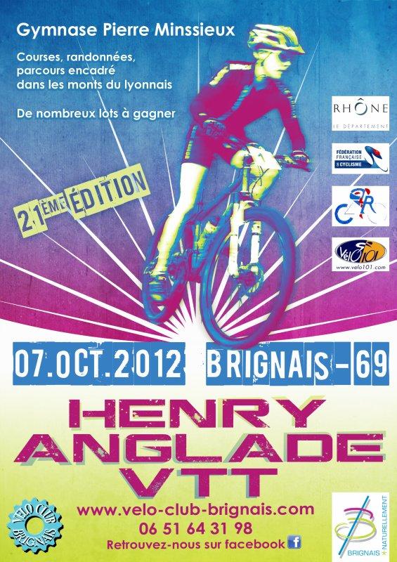 LA HENRY ANGLADE VTT LE 07.10.2012