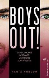 Boys out [Rawia Arroum]