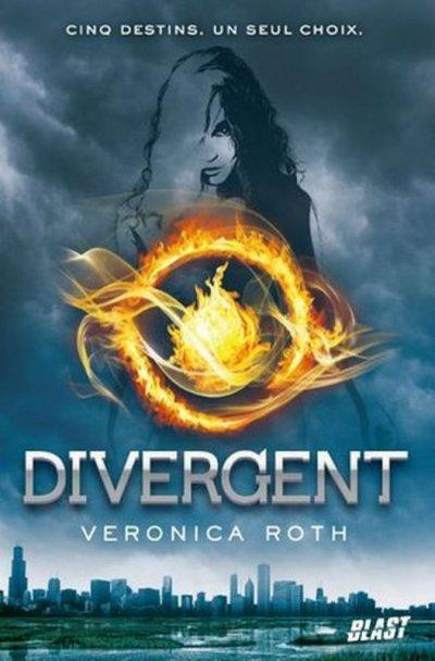 Couverture + Trailer : Divergent