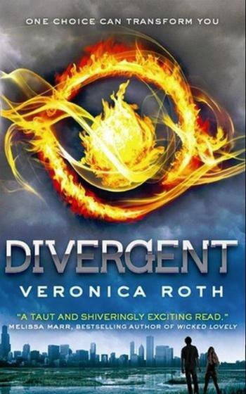 Couverture + Trailer : Divergent