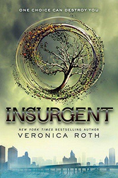 Couverture VO : Insurgent