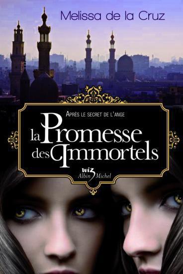 Sortie + Couverture + Résumé + Trailer : La Promesse des Immortels