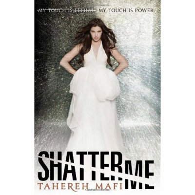 Trailer + Couverture : Shatter Me