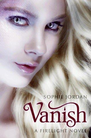 Résumé + Couverture : Lueur de Feu 2 / Vanish 2 [Sophie Jordan]