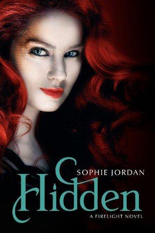 Trailer + Résumé + Couverture : Lueur de Feu 3 : Hidden [Sophie Jordan]