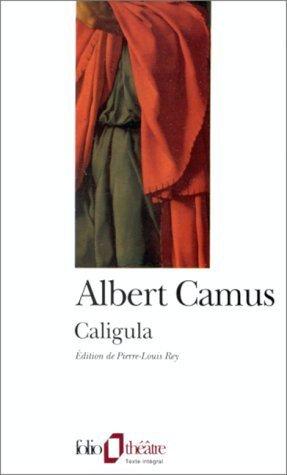 Caligula [Albert Camus]