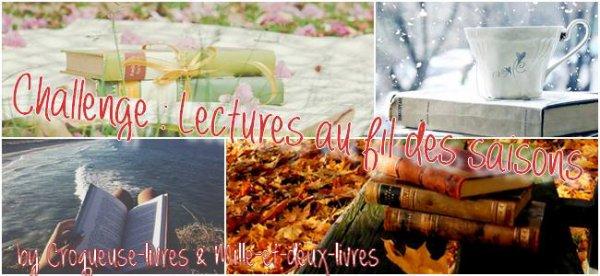 Lectures au fil des saisons