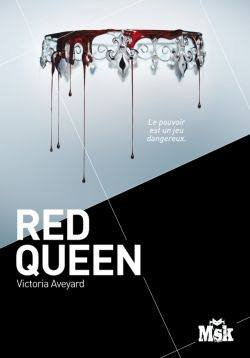 Red queen - Victoria Aveyrard