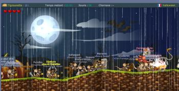 Le mode Survivor+ Les maps d'Halloween