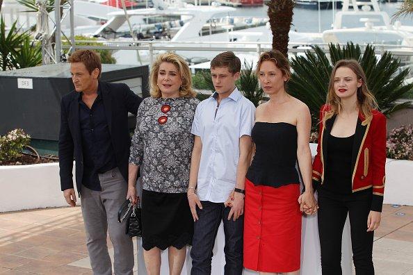13 mai - «La Tête Haute» Photocall - Le 68e Festival du Film de Cannes annuel