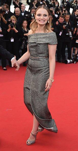 """Cérémonie d'ouverture du festival de Cannes avec """"La tête Haute"""""""
