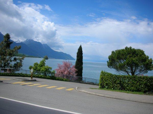 Pti tour en Suisse
