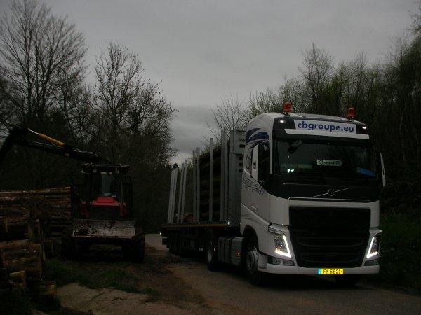 Mon nouveaux camion