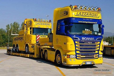 trop beau camion