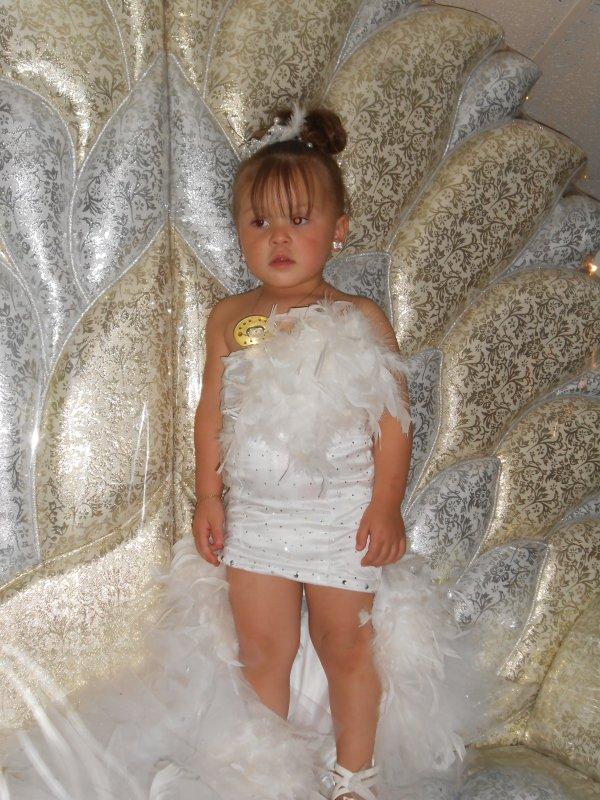 ma fille d'amour 2 an edemie déja