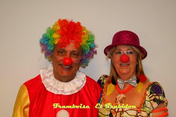 framboise le clown