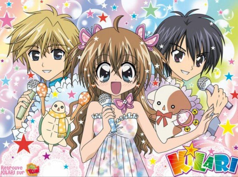 9e manga proposé : Kilari