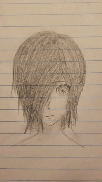 Touka Kirishima    (Tokyo Ghoul)