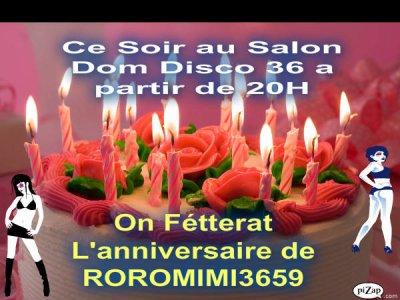 Offert sur COCO.fr pour mes 33ans