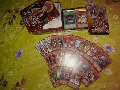 Mes Cartes Yu-gi-oh à l'échange !!!!!!!!!!!!!!!!!