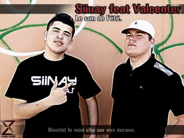 VALCENTER FT SIINAY (LE SON DE L'ETE) (2012)