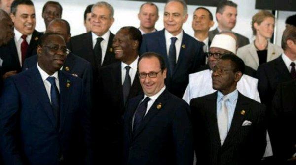 Déclaration finale du sommet Afrique-France de Bamako