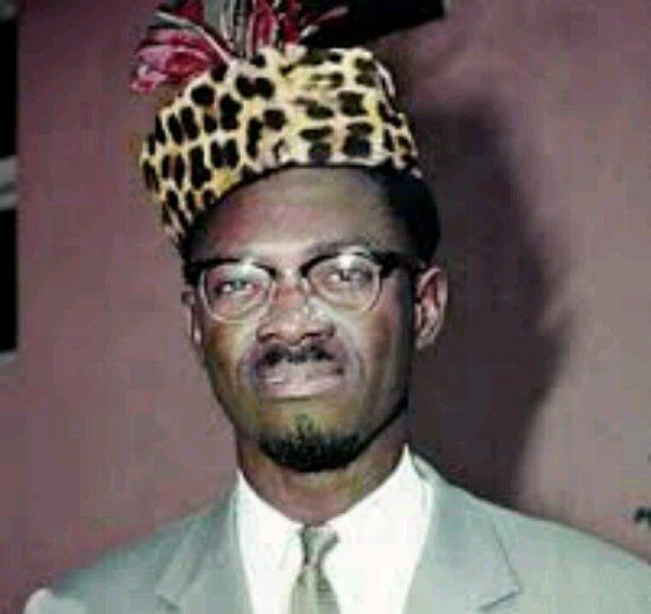 Devoir de mémoire:  Il nous a quitté le 17 janvier 1961 mais reste dans nos c½urs à tout jamais.   Patrice Lumumba for ever !!!