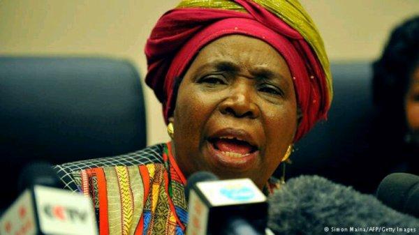 Bilan très controversé de Dlamini-Zuma