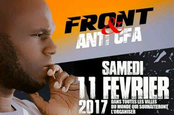 Le Front Anti CFA refoule la presse française