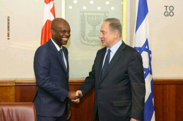 Lomé accueillera le premier sommet Afrique-Israël !