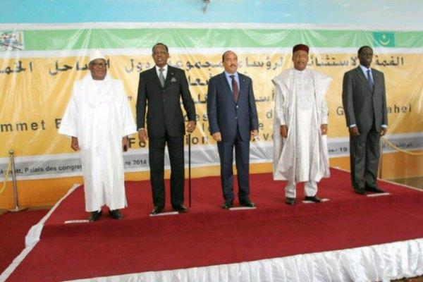 Sommet extraordinaire du G5 Sahel à Bamako sur la sécurité au Mali